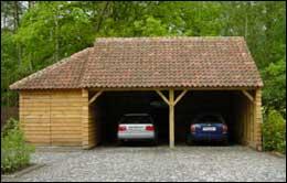 houten carports op maat